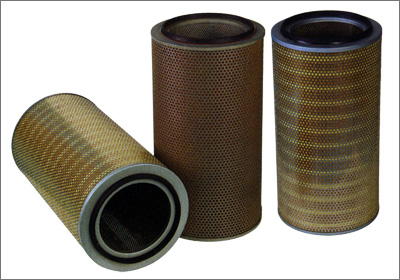 Replacement German air filter cartridge