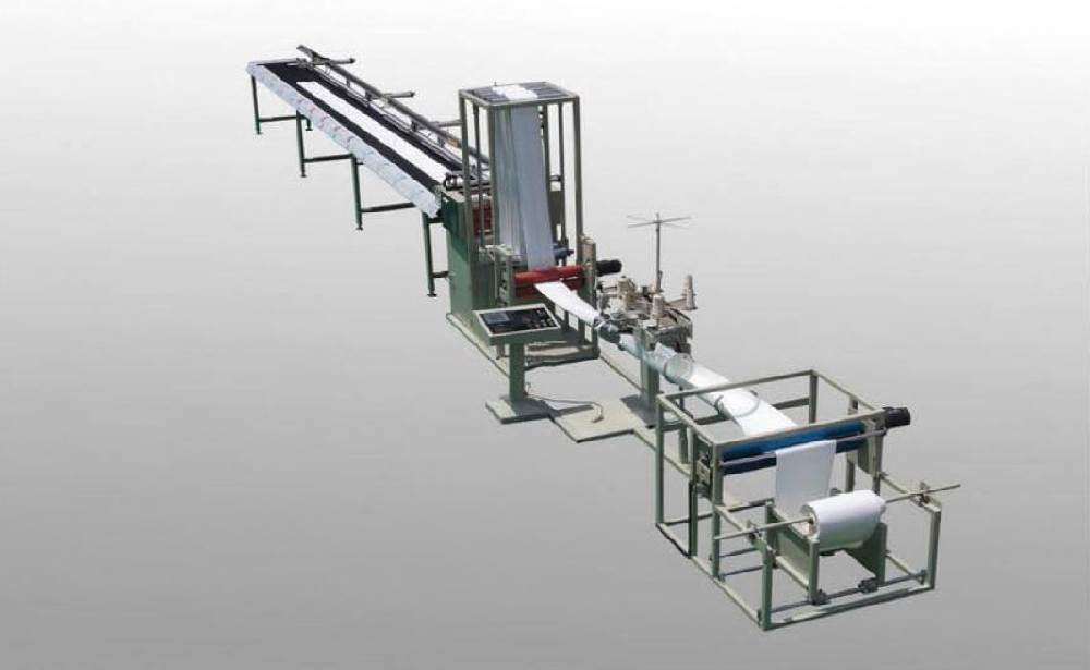 Auto Filter Tube Production Line