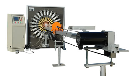 automatic multipoint welding machine